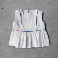 Arranged・Shanghai  WOMEN  Sleeveless Tunic