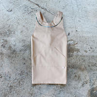 〈Berlin + EARTH BEIGE〉KIDS WORK APRON