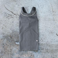 〈Brugge + CHARCOAL GRAY〉KIDS WORK APRON