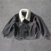 San Francisco  KIDS  Corduroy Jacket --Charcoal