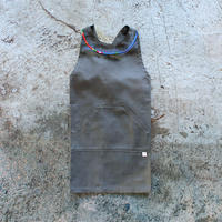 〈Shanghai + CHARCOAL GRAY〉KIDS WORK APRON