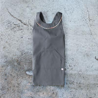 〈Helsinki + CHARCOAL GRAY〉KIDS WORK APRON