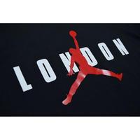 """NIKE AIR JORDAN JUMPMAN LOGO TEE """"LONDON"""" ナイキ エアジョーダン ロンドン Tシャツ ブラック"""
