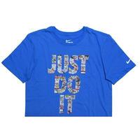 NIKE S/S T SHIRT TAGGING BLUE  TEE ナイキ Tシャツ タギング グラフィック ブルー