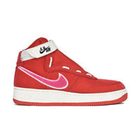 NIKE × E.U AIR FORCE 1 HIGH RED PINK EMOTIONALLY UNAVAILABLE ナイキ エアフォースワン レッド EDC