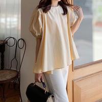 combi tuck blouse