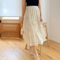 mellow gather skirt