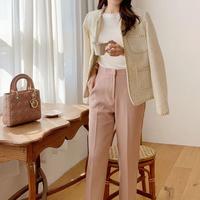 spring tweed jacket