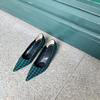 green check pumps
