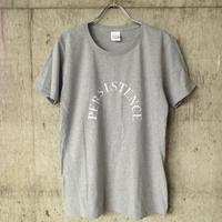 Persistence T-shirts gray