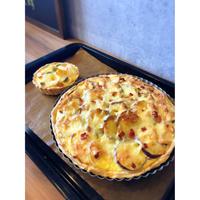 キッシュ 枝豆とポテト(ホール)