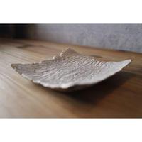 銀樹 小皿 N-8