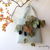 -----受注制作------ ebizuru no bag  ( エビヅル ノ バッグ )