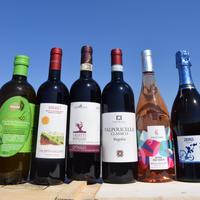 さすらいのイタリアワイン伝道師ブラブーラ井口のおすすめセット【これさえあれば家飲み万全ワインとオイルで6本セット 】