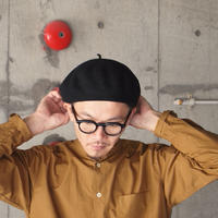 ODDS〈オッズ〉 BASQUE BERET GREY/KHAKI/BLACK/RED/WHITE