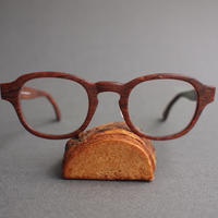POTATO MEGANE〈ポテトメガネ〉Dellious-Fake Wood 44