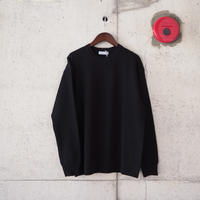 【unisex】Ordinary fits〈オーディナリーフィッツ〉WAFFLE KNIT BLACK
