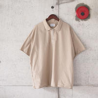 Manual Alphabet〈マニュアルアルファベット〉 PRODUCT DYE POLO BEIGE
