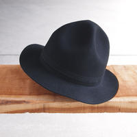 SUBLIME〈サブライム〉 MOUNTAIN FELT HATⅡ BLACK