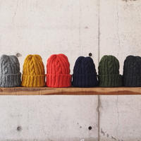 SUBLIME〈サブライム〉 HAND FISHERMAN SLAB WATCH CAP GREY/MUSTAR/RED/NAVY/OLIVE/BLACK