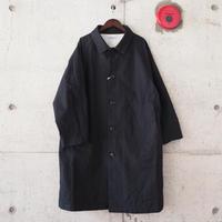 【unisex】Ordinary fits〈オーディナリーフィッツ〉 YARD COAT BLACK