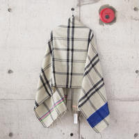 hint hint〈ヒントヒント〉  STOLE (18) OFF×NAVY