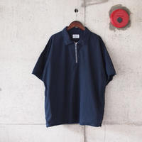 Manual Alphabet〈マニュアルアルファベット〉 PRODUCT DYE POLO NAVY