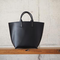ART BROWN〈アートブラウン〉 LISCIO TOTE BAG BLACK