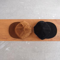 【women】ODDS〈オッズ〉 CORDUROY 6PANEL CAP BROWN/BLACK
