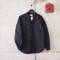 Manual Alphabet〈マニュアルアルファベット〉 RIPSTOP FATIGUE SHIRT NAVY