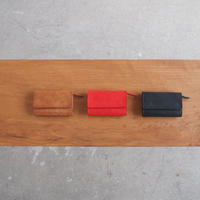 Esperanto〈エスペラント〉 PUEBLO KEY CASE CAMEL/RED/BLACK