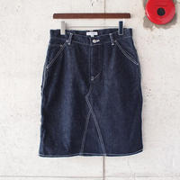 【women】Ordinary fits〈オーディナリーフィッツ〉 HOLYDAY SKIRT denim INDIGO