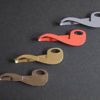 Esperanto〈エスペラント〉  PIPE CLIP (EM-902CL) SILVER/GOLD/RED/GREY/BLACK