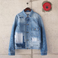 FOB FACTORY〈エフオービーファクトリー〉 DENIM JACKET 1st TYPE remake