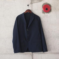Manual Alphabet〈マニュアルアルファベット〉 STRECH TYPEWRITER 3B JACKET NAVY