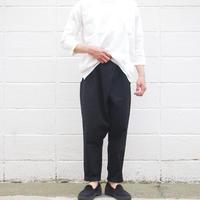 【unisex】Ordinary fits〈オーディナリーフィッツ〉 TWIST PANTS BLACK