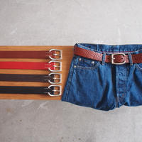 ART BROWN〈アートブラウン〉 ETRUSCO LEATHER BELT