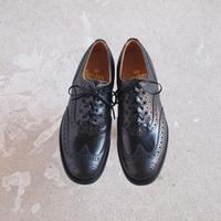 SANDERS〈サンダース〉  MILITARY GHILLIE SHOES (9734G) BLACK
