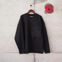 HOUSE OF BLUES〈ハウスオブブルース〉 MILITARY SMOCK SWEAT BLACK