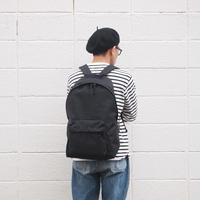 Esperanto〈エスペラント〉 CORDURA1680 BACKPACK BLACK