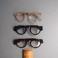 POTATO MEGANE〈ポテトメガネ〉Decadence TORTOISE/BLACK/FLESH ROSE