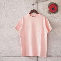 Goodwear〈グッドウェア〉 U.S.A COTTON  REGULAR FIT T-Shirts PINK