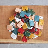 【別注】ART BROWN〈アートブラウン〉 LEATHER KEY CAP 8色展開