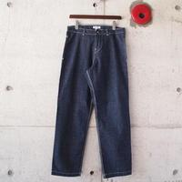 Ordinary fits〈オーディナリーフィッツ〉 DENIM WORK PANTS one wash (OM-P065OW) INDIGO