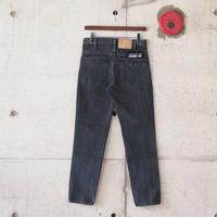 【unisex】Ordinary fits〈オーディナリーフィッツ〉 5POCKET MODERNS  DENIM used BLACK