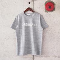 SEIRYU & Co.〈セイリューアンドコー〉 ORDINARY Tee GREY