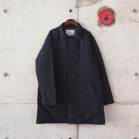 have a good day〈ハブアグッデイ〉 SOUTIEN COLLAR DOWN COAT BLACK