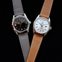 Leather strap like a HERMES for ROLEX SPORTS model and DAY-DATE