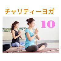 10月21日(水) 限定4名! kirameki yoga➕ Petit Seminar / チャリティーヨガ+プチセミナー70分