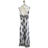 design maxi one-piece white